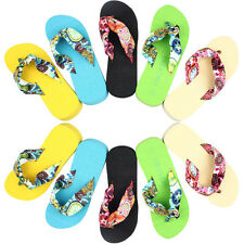 WHOLESALE Women's Flip Flops Summer Beach Sandals Lady Casual Slippers Hot Shoes