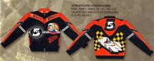 SPEED RACER Anime Cartoon MACH FIVE Unisex Toddler Youth COTTON TWILL JACKET New