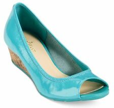 Cole Haan Air Tali OT Wedge Woman Poolside Patent