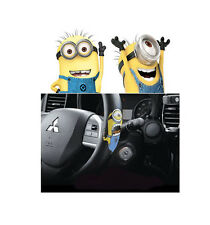 Despicable Me Minions Dave Stuart Car Steering Wheel Cover