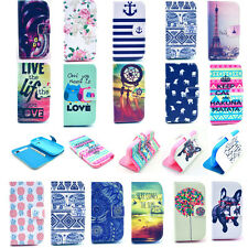 Wallet PU Leather Case Cover For Samsung Galaxy G313H S7390 S6810 S7272 S7562
