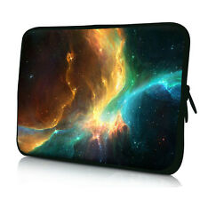 "Universe 11.6"" 12"" Inch Soft Neoprene Laptop Sleeve Case Netbook Bag Pouch Cover"