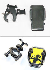 Universal Bicycle/ Motorcycle Handlebar Cell Phone/ GPS Holder 360 Rotation