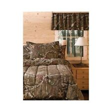 Mossy Oak Camo Bedding Comforter Set Infinity Twin Full Queen Reversible Hunting