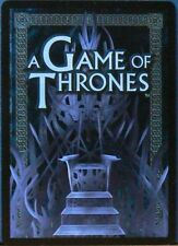 A Game of Thrones - Iron Throne 141 - 207 -  Pick Card Game of Thrones CCG