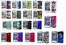 Alcatel One Touch Pop Astro 5042T Hard Case Phone Cover + Free Screen Protector