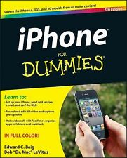 iPhone 4S for Dummies by Edward C. Baig and Bob LeVitus (2011, Paperback) #92