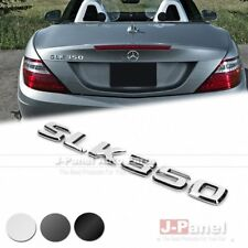 SLK350 REAR BOOT TRUNK LETTER EMBLEM BADGE for MERCEDES BENZ SLK CLASS R171 R172