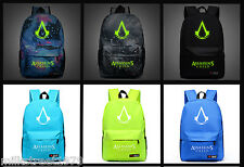 Assassin's Creed III Backpack Noctilucence School Bag ( Multiple )