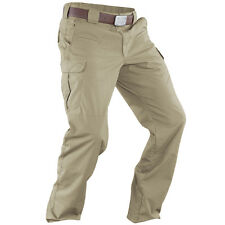 5.11 Tactical Stryke Pants Patrol Combats Army Mens Cargo Trousers Ripstop Khaki