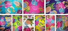 100% Cotton Kantha Quilt Fabric For Quilting Free Shipping 9990