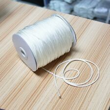 Silica Wick Rope E-Cig Atomizer Repair Braided Stove Fire Wick 1000° Glass fiber