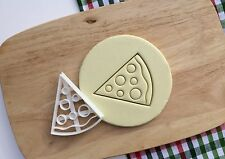 Pizza TMNT Cookie Cutter Teenage Mutant Ninja Turtles Cupcake Topper Fondant Cut