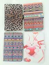 """Aztec Leopard Universal Leather Stand Case Cover 7"""" 7 Inch Tab Android Tablet PC"""