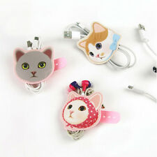 JETOY - Bon Bon Winder - Cute Kitty Cat Earphones Winder Cable Organizer Clip
