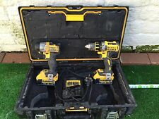 Dewalt DCD790 DCF895 18V LI-ION 2X4AH  BRUSHLESS TWIN SET DRILL AND IMPACT