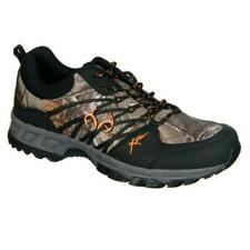 Realtree Outfitters MENS Bobcat Camo Tennis Shoe (Black/Realtree Xtra) RM2026001