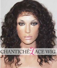 Best Curly Glueless Full Lace Wigs Black Women 6A Malaysian Remy Human Hair Wig