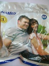 Resmed Quattro Air Full Face Cpap Sleep Apnea Mask Sz Small Medium Large New