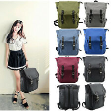Women Men Casual Shoulder Bags Travel Hobo Rucksack School Bags Laptop Backpacks