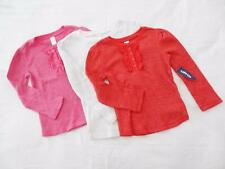 New Girl's Old Navy Long Sleeved Glittery Shirts - Szs 3T, 4T, 5T-NWT- 3 Colors!