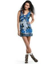 NWT Free People Fantastic Frock Floral Sleeveless Embroidered Shift Dress 12