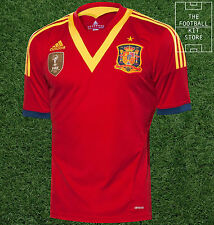 Espagne Home Chemise-officiel Adidas Football Chemise-Homme-Toutes Tailles
