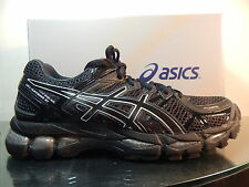 NEW Asics Gel Kayano 21 CLASSIC Black Women's Sneakers US Sizes