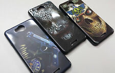 For New Infocus M530 imported Graphics Designer Printed Soft Back Case Cover