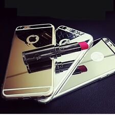 Ultra Thin Silicone Mirror Back Hot For iPhone 6 6Plus 5 5s Case Cover Skin 2015