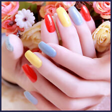 Gellen UV Gel Color Shiny UV LED Gel Nail Polish Soak Off Art Nail decoration 6