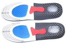 Womens Men Sports Running Basketbal Shoe Insole Arch Support Gel Heel Foot Care