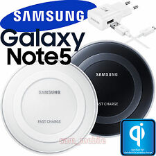 SAMSUNG Genuine Fast Charge WIRELESS CHARGING PAD EP-PN920 New w/Box for Note5