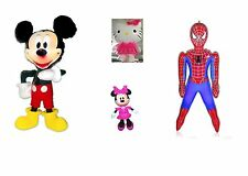 Inflatable Disney Mickey,minie,spider-sense,Hello kitty Inflatable Characters
