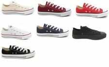 Mens Womens Brand New Converse Shoes All Star LOW Sneaker Trainers 7 Colours 6