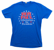 Ron Paul '88 | Vintage-Style Retro Libertarian Presidential Unisex T-shirt