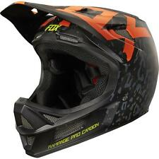 Fox Rampage Pro Carbon Cauz Helmet Orange w/MIPS 2016 - Downhill Full Face DH