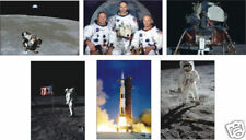 Apollo 11 Neil Armstrong Espace CARTE POSTALE Set