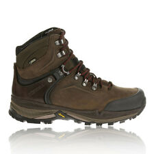 Merrell Crestbound Mens Brown Waterproof GORE-TEX Walking Hiking Boots Shoes