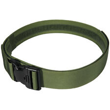 Flyye Tactical Duty Belt with Security Buckle Airsoft Police Guard Olive Drab OD