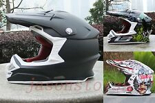2015 New Fashion Full Face Capacete ATV off-road Motocross Motorcycle Helmet In