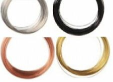 Darice Craft/Jewellery Wire - 20 or 26 Gauge - Choice of Colour