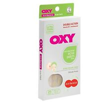 OXY Anti Bacterial Acne Patch Double Action for Acne Pimple Blemish 26 Patches
