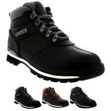 Mens Timberland Splitrock 2 Hiker Winter Nubuck Lace Up Ankle Boots US 7.5-12.5
