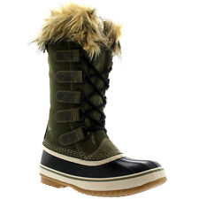 Womens Sorel Joan Of Arctic Mid Calf Winter Snow Rain Waterproof Boots US 5-11