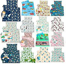 baby cot/ cot bed bedding for boys & girls  2pcs set /pillowcase 100% Cotton new