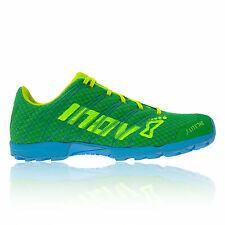 Inov8 F-Lite 240 Womens Green Running Fitness Trainers Sneakers Sports Shoes