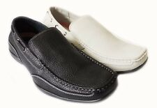 NEW *DELLI ALDO* MENS LOAFERS DRIVING MOCCASIN COMFORT SLIP ON FLAT CASUAL SHOES