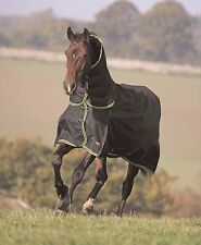 NEW Shires Highlander Plus 350g Heavyweight Combo With Neck Horse Turnout Rug