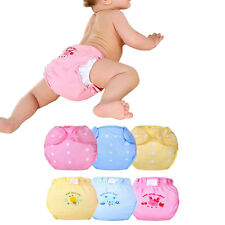 Adjustable Reusable Bamboo Diaper Buttons Nappy Newborn Baby Infant Washable